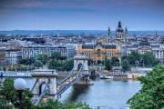 Будапешт, Цепной мост Сечени