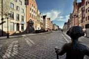 Эльблонг, Старый город