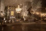 Соляные шахты Велички