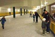 Hotel Golebiewski, ледовый каток