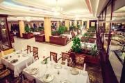 Hotel Golebiewski, зеленый ресторан