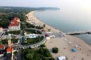 Сопот, пляж и мол