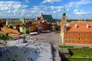 Варшава, Старый город, Колонна Сигизмунда