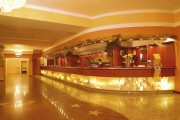 Висла, Hotel Golebiewski, рецепция