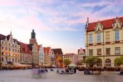 Вроцлав - Рыночная площадь