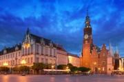Вроцлав - Старый город