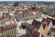 Вроцлав, Старый город