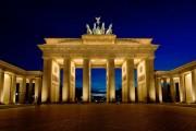 Берлин, Бранденбургские ворота